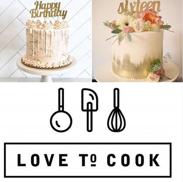 April 14th @ 6 PM - How to Make the Perfect Party Cake Hands-On s/ Jaymie Maughan