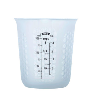 OXO 1 Cup Squeeze & Pour Silicone Measuring Cup