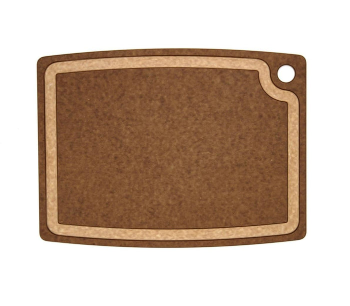 "Epicurean Gourmet Cutting Board Nutmeg/Natural 14.5"" x 11.25"""
