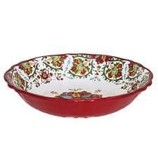 SALAD BOWL ALLEGRA RED