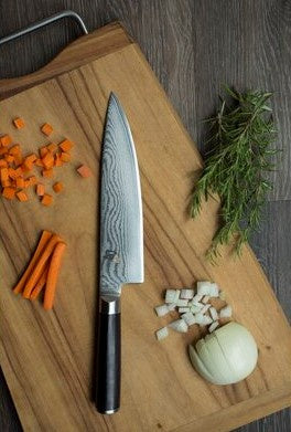 March 11th @ 5:00 PM - Hands-On Knife Skills Class w/Wil