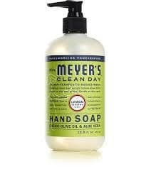 Mrs. Meyers Liquid Hand Soap Lemon Verbena