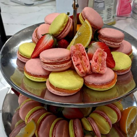 May 22nd @ 11:00 AM Hands-on French Macarons