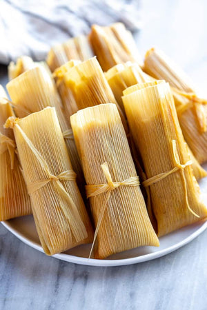 February 25th @ 6 PM Hands-on Tamales
