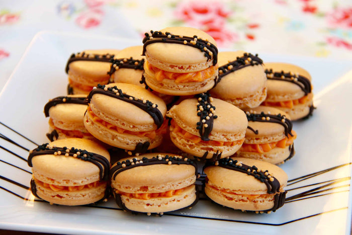 October 19th @ 11 AM - Hands-On Halloween French Macarons w/ Kanako Arnold