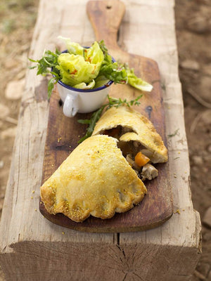 April 1st @ 6 PM Hands-on  Pastys, Empanadas, Hand Pies