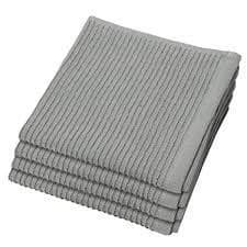 Ripple Dish Cloth  London Gray