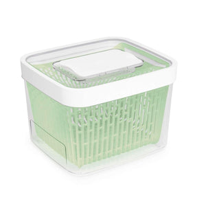 OXO Good Grips 4.3 Qt. Green Saver Produce Keeper