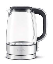 Crystal Clear Glass Water Kettle