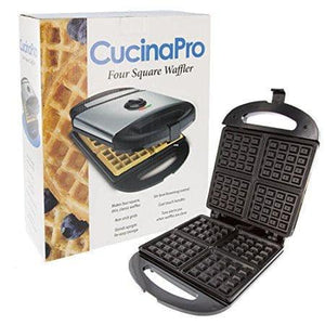 Classic 4 Square Waffle Maker