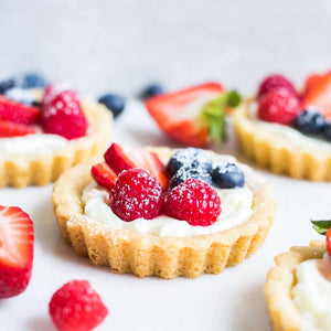 June 15th @ 11 AM - Hands-On Fresh Fruit Summer Tarts 2/ Kanako Arnold