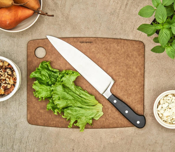 "Epicurean Kitchen Series Cutting Board Nutmeg 11"" x 15"""
