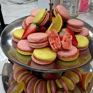 April 10th @ 1:00 PM Hands-on French Macarons