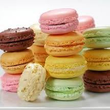 Saturday, April 18th @ 11AM French Macaron - Chef Kanako Arnold