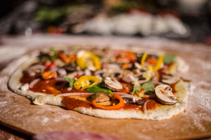 June 18th @ 6PM - Date Night: Artisan Pizza & Something Sweet!