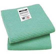 Ripple Dishtowel Lucite Green