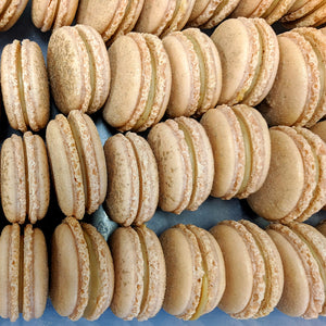 February 27th @ 1:00 PM   Hands-on French Macarons