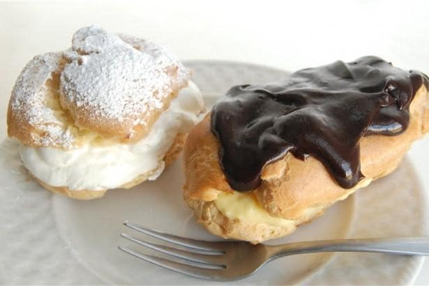 January 26th  Hands -On Pate a Choux Pastries - Cream Puffs & Eclairs w/ Kanako Arnold