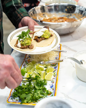May 3rd @ 6:00 PM Virtual Online Cinco De Mayo Mexican Side Dishes