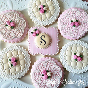 June 1st @ 1:00 PM Cookie Decorating with Royal Icing Know-How! w/ Cindy Atkins