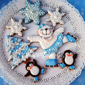 March 2nd @ 1:00 PM Hands-on Royal Icing 101,  w/ Cindy Atkins