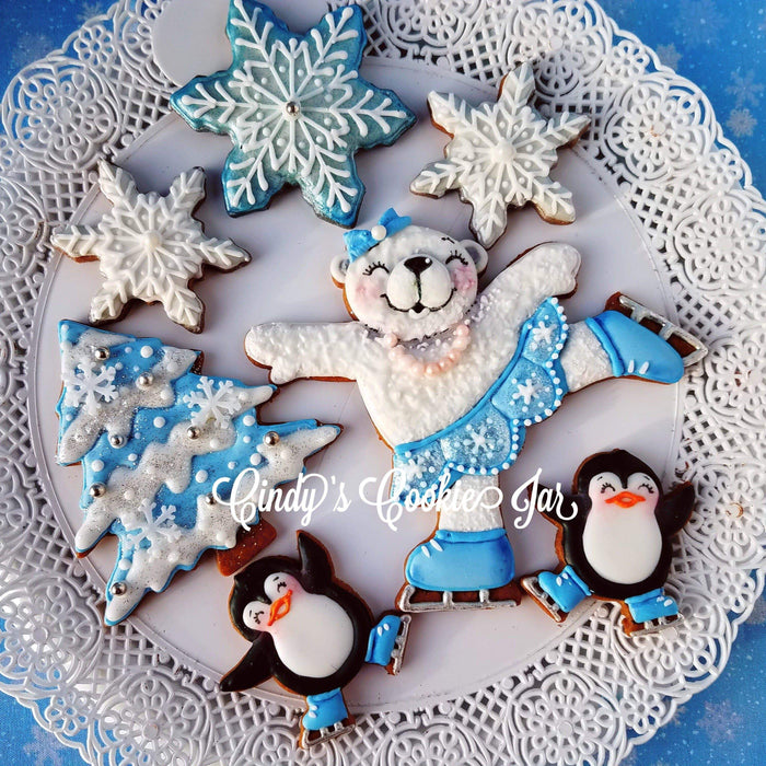 January 17th @ 6 PM Hands-On Cookie Decorating w/ Cindy Atkins