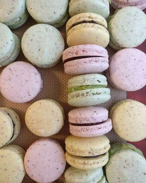 April 13th @ 11 AM - Hands-On  French Macarons w/ Kanako Arnold