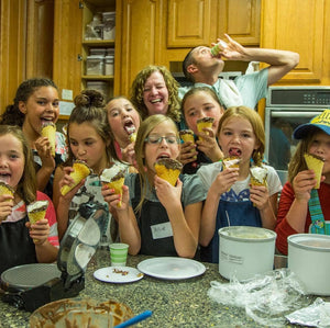 July 9-11, Kid's Cooking Camp - Advanced Class