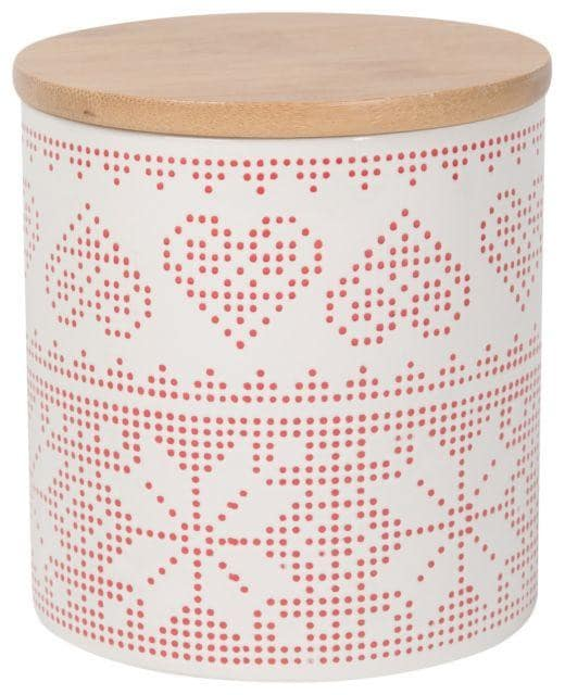 Now Design Fireside Canister, Large