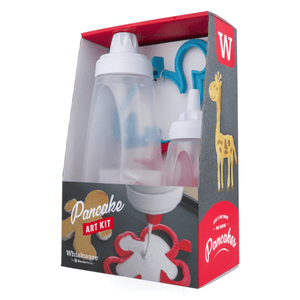 Whiskware Pancake Art Kit