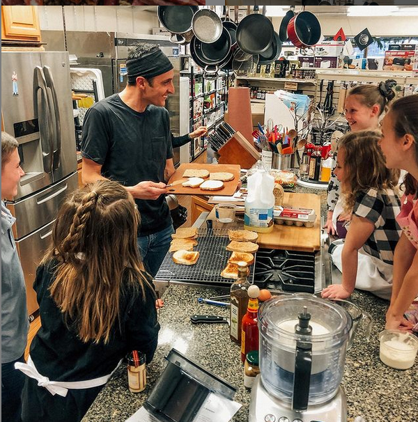July 20-22 Kid's Camp Cooking School - Advanced Class