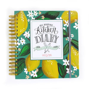 The Keepsake Kitchen Diary: Whimsical Lemons