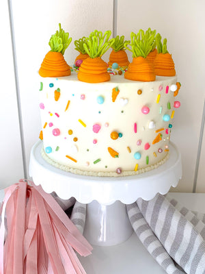 March 19th @ 11:00 AM How to Make the Perfect Easter Cake Hands-On w/ Jaymie Maughan