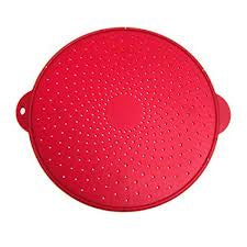 "11.5"" Silicone Splatter Screen"