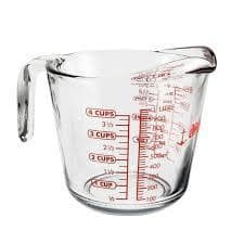 Liquid Glass Measuring Cup 32 Oz