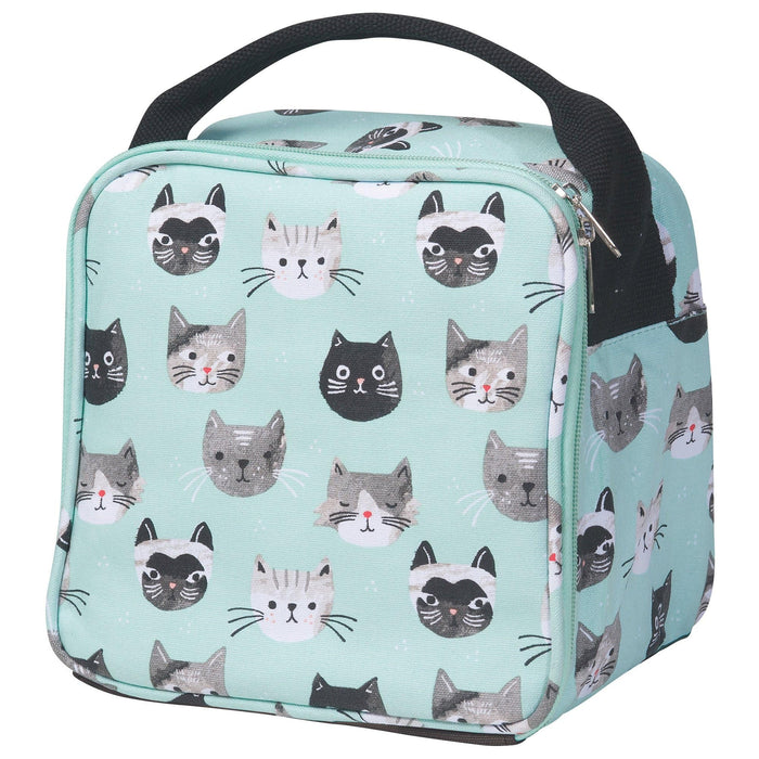 Cat's Meow Lunch Box