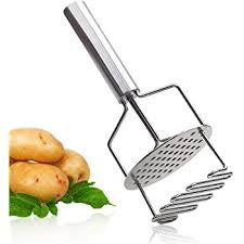 Dual-Action Potato Masher and Ricer