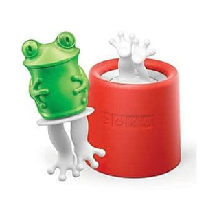 Frog Ice Pop Mold