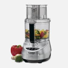 Cuisinart Elemental 11 cup food Processor (silver)