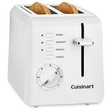 2 Slice Compact Toaster