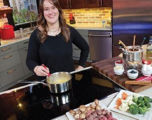 June 22nd @ 3 PM - Gals Who Grill Class  w/ Camp Chef Caytlin McCleery