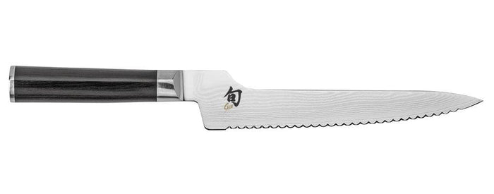 Shun Classic Offset Bread Knife, 8.5""