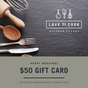 $50 Online Registry Gift Card