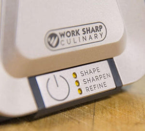 Work Sharp E5 Kitchen Knife Sharpener