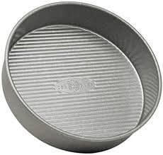 "9"" Round Commercial Cake Pan"