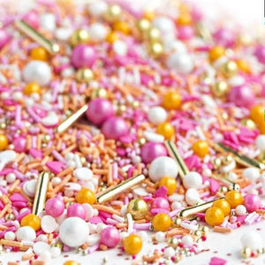 Pretty as a Peach Sprinkle Medley