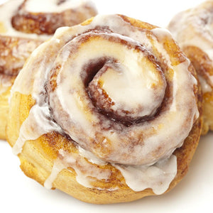 May 7th @ 6PM Hands-On Scrumptious Cinnamon Rolls w/Patty