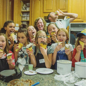 June 8th-10th Kid's Camp Cooking School - Beginner's Class