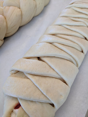 October 22nd @ 6 PM Cinnamon Rolls & Braided Breads - One Dough; Five Ways w/ Kelly Marshall