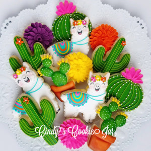 April 29th @ 6:00 PM - Cookie Decorating Class w/ Cindy